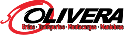 Gruas Olivera Logo